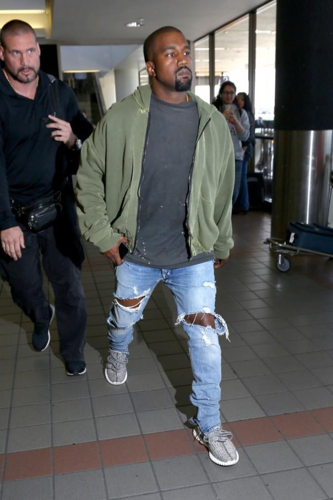 Kanye West : Après s'être énervé sur scène, il retrouve son calme...