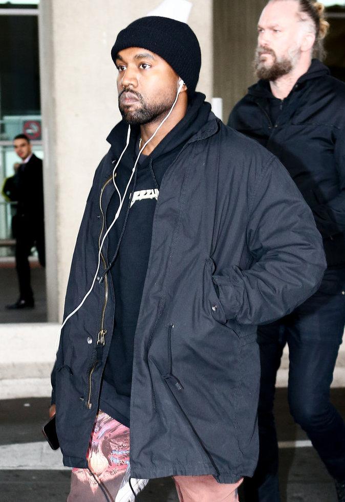 Photos : Kanye West : arrivé à Paris, Taylor Swift n'est plus du tout sa priorité !