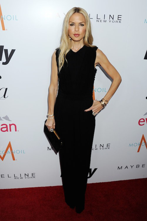 Rachel Zoe lors des Fashion Los Angeles Awards le 22 janvier 2015 !