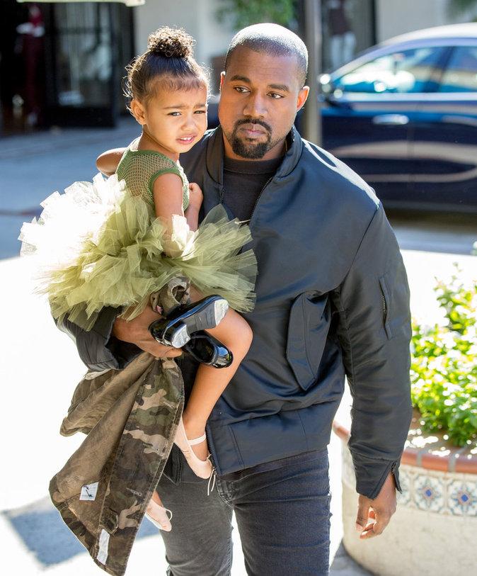Kanye West le 11 novembre 2015