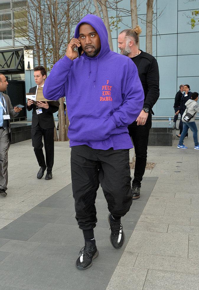 Photos : Kanye West renoue enfin avec le succès !