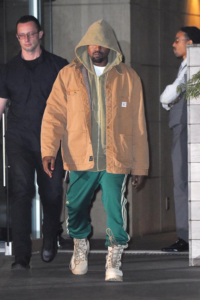 Photos : Kanye West : son épouse agressée, il prend une grande décision...