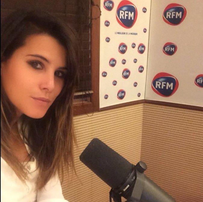 Karine Ferri sur RFM
