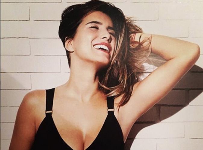 Karine Ferri poste une photo sexy sur Instagram !