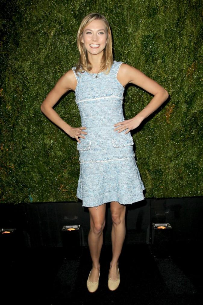 Karlie Kloss le 20 avril 2015