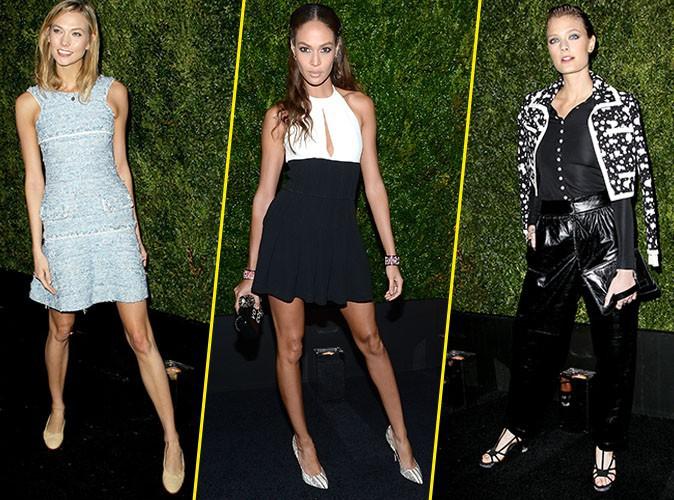 Photos : Karlie Kloss entourée de ses copines mannequins pour Chanel !