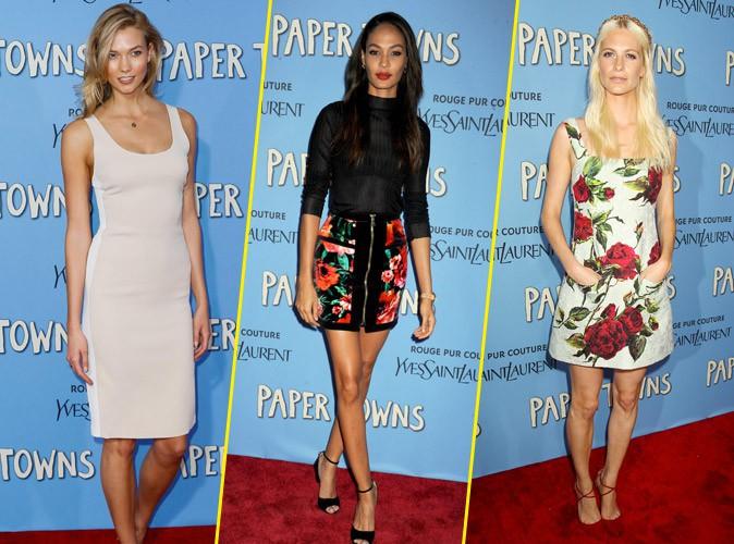 Photos : Karlie Kloss, Joan Smalls, Poppy Delevingne toujours là pour Cara Delevingne !