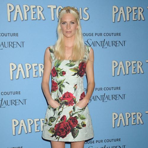 Poppy Delevingne à la première de Paper Town à New York, le 21 juillet 2015