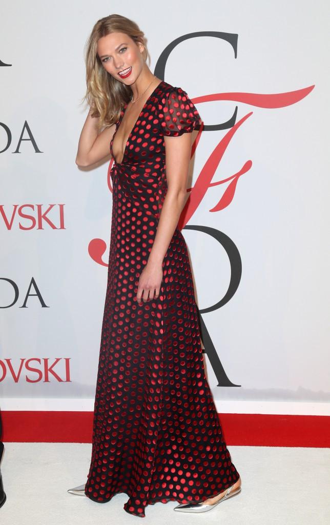 Karlie Kloss le 1er juin 2015