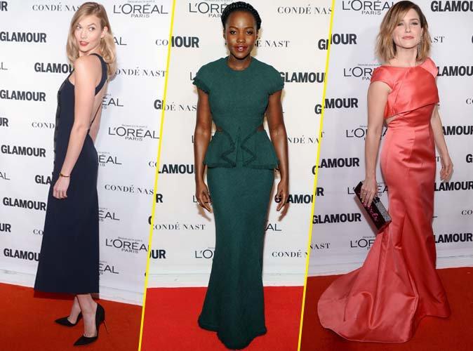 Karlie Kloss, Lupita Nyong'o, Sophia Bush... Des femmes radieuses et Glamour !