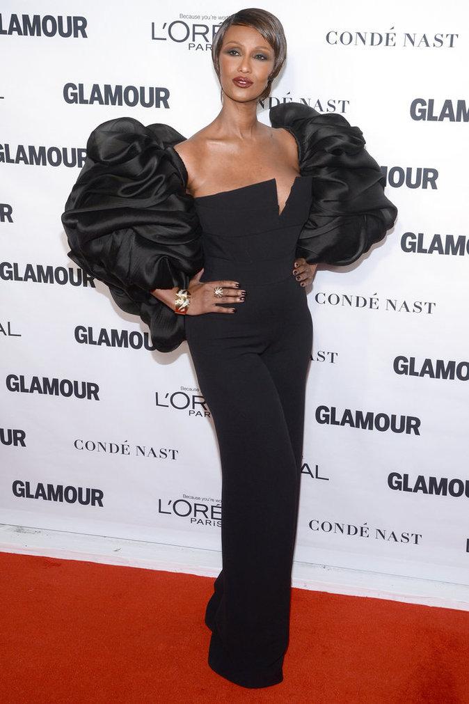 Soirée Glamour le 9 novembre 2015