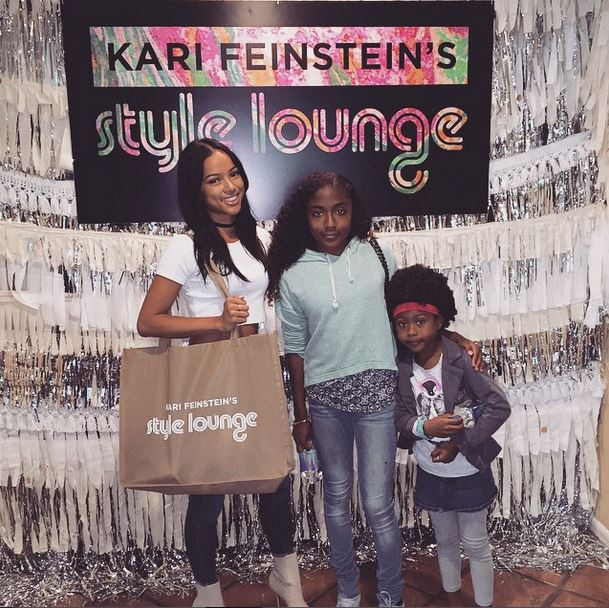Photos : Karrueche Tran : prête à s'amuser au Coachella Festival !