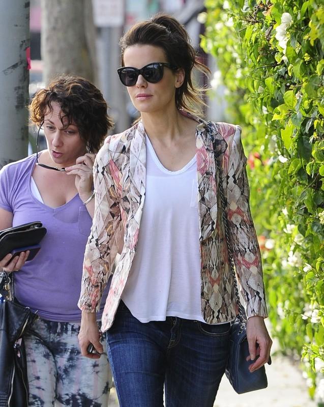 Kate Beckinsale le 22 janvier 2013 à West Hollywood