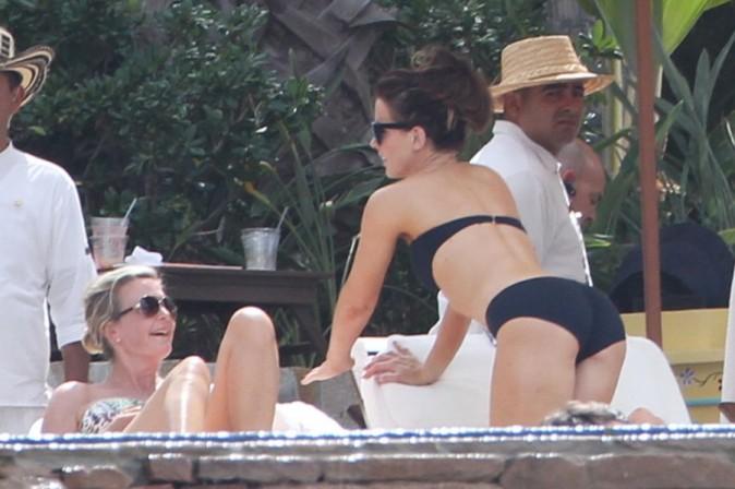 Kate Beckinsale sous le soleil de San CAbo, au Mexique, le 29 mars 2013