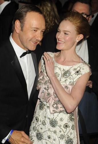 Kate Bosworth et Kevin Spacey : des partenaires très proches à New York !