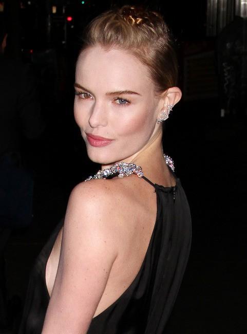 """Kate Bosworth lors de la première du film """"Big Sur"""" à New York, le 28 octobre 2013."""