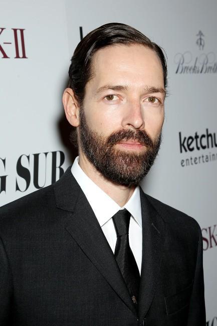 """Michael Polish lors de la première du film """"Big Sur"""" à New York, le 28 octobre 2013."""