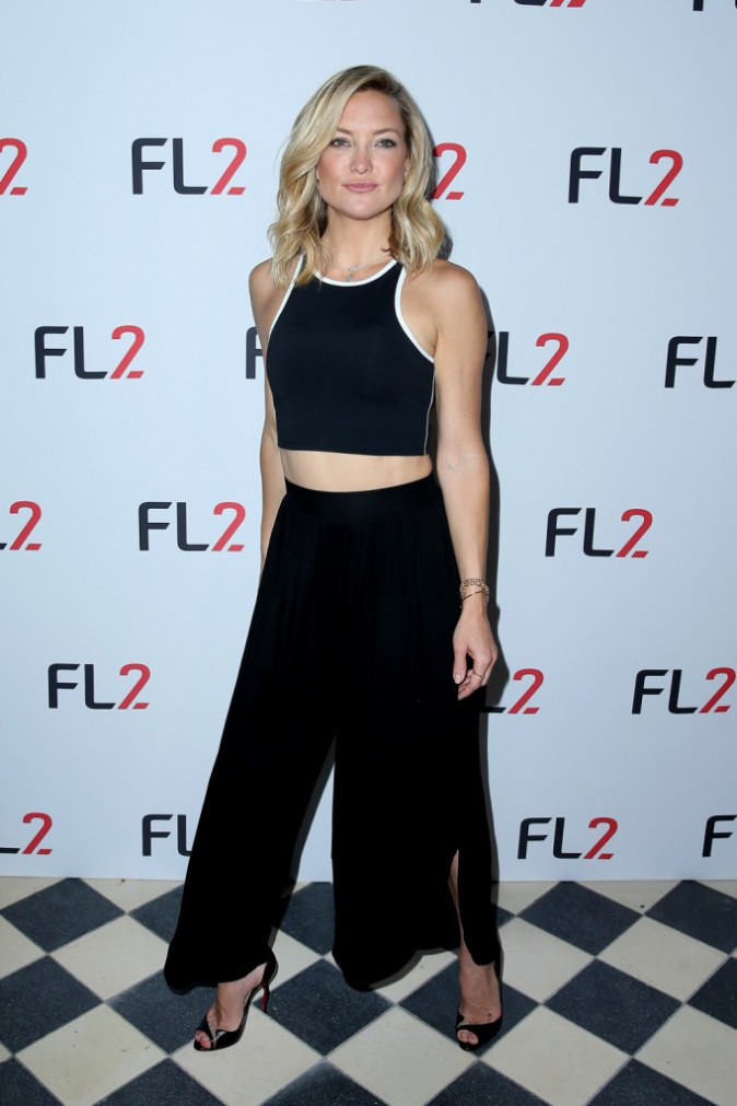 Kate Hudson le 4 juin 2015