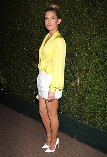 Kate Hudson à Los Angeles le 25 février 2014