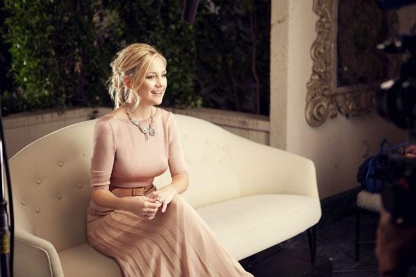 Kate Hudson pour Ann Taylor