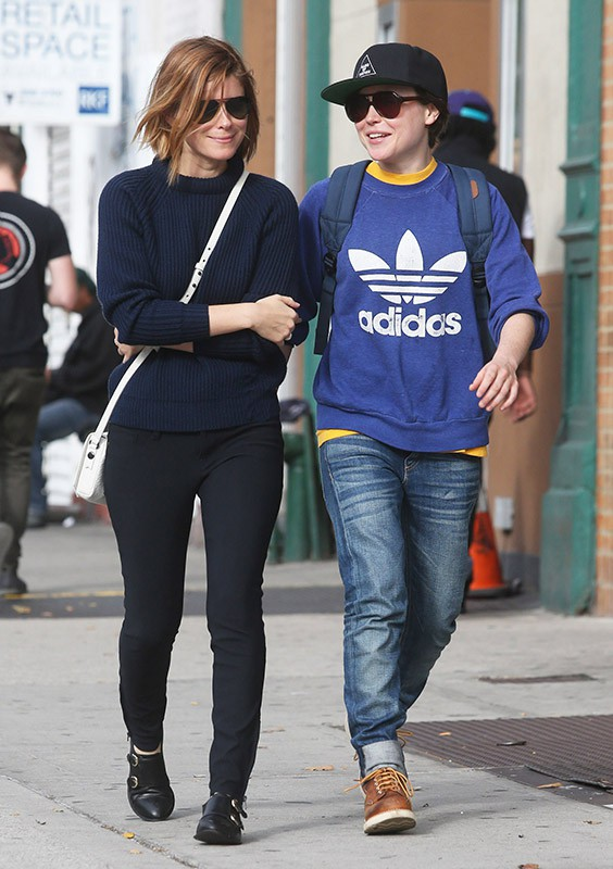 Kate Mara et Ellen Page : une complicité au delà de l'amitié ?