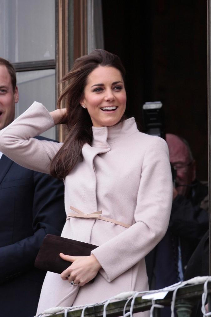 Kate Middleton, sublime et épanouie aujourd'hui