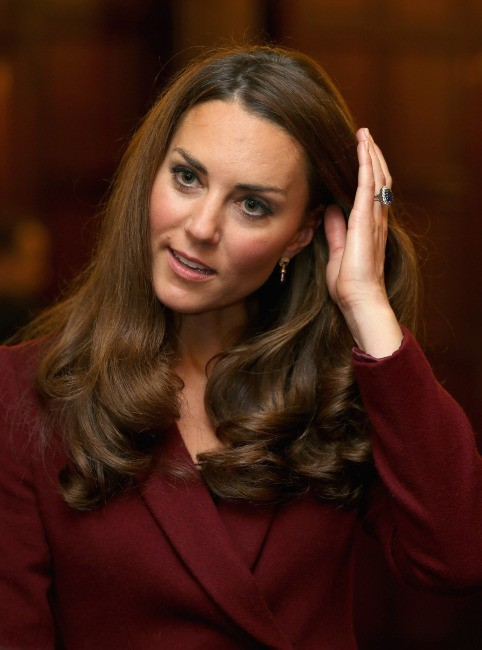 Kate Middleton, Londres, 8 octobre 2012.