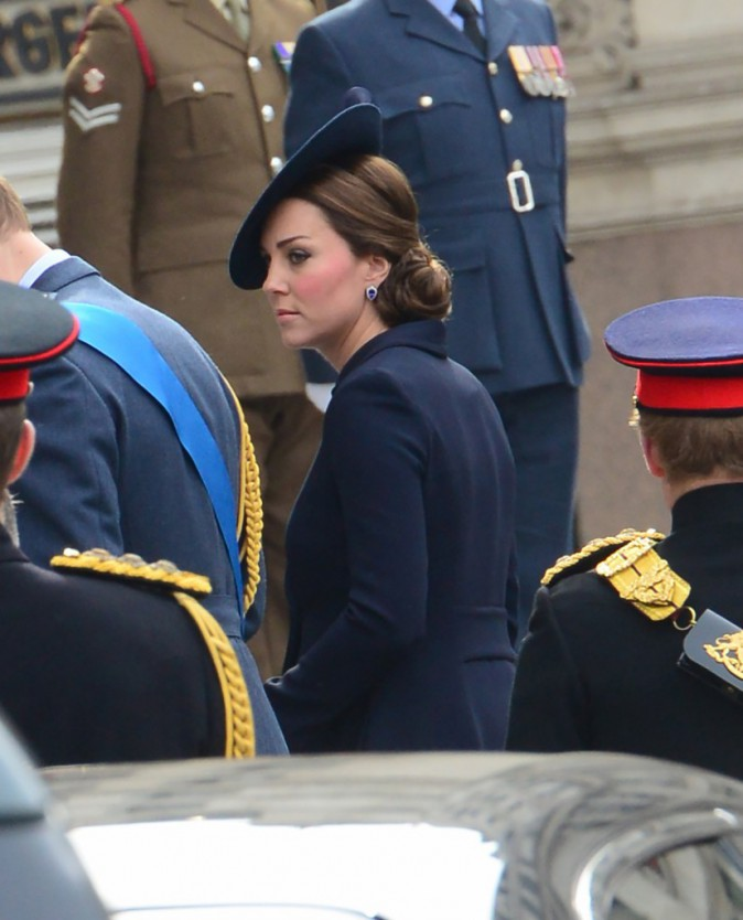 Kate Middleton le 13 mars 2015