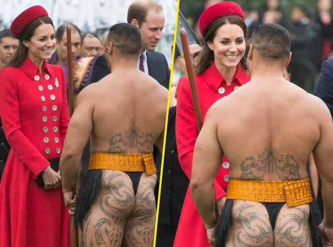 Kate Middleton et le Prince William : accueil (non) culotté pour leur arrivée en Nouvelle-Zélande !