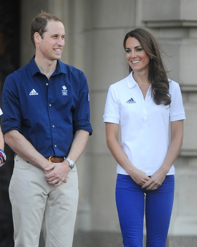 Kate Middleton le 26 juillet 2012 à Londres