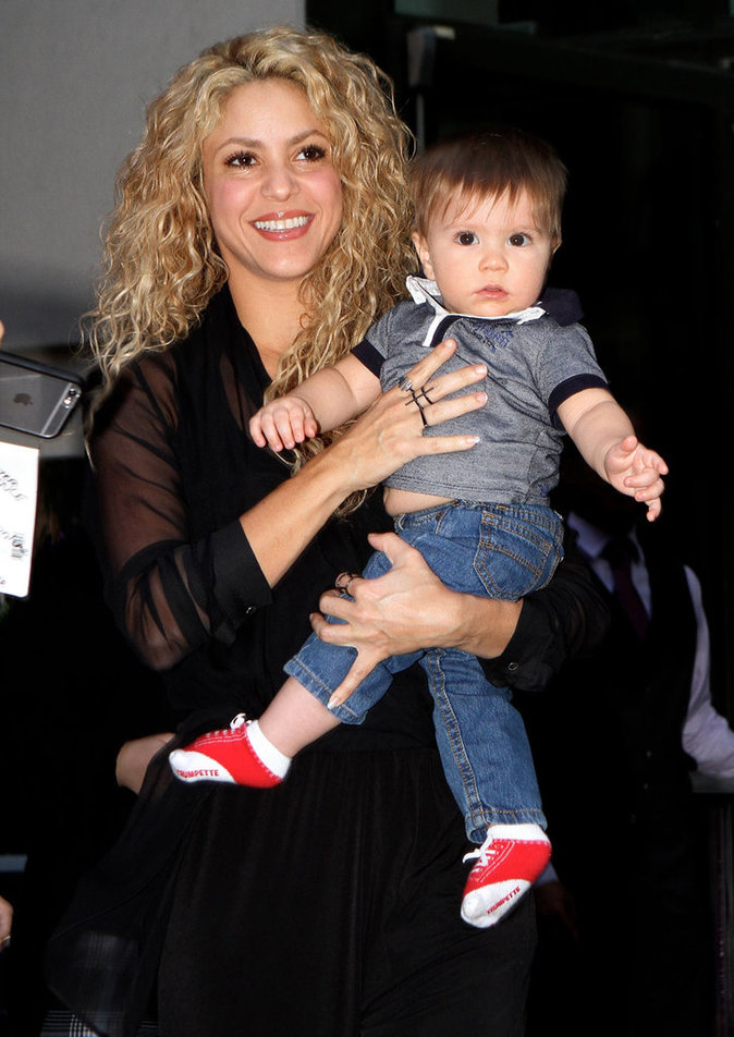 Shakira et Gerard Piqué ont eu un deuxième fils : Sacha