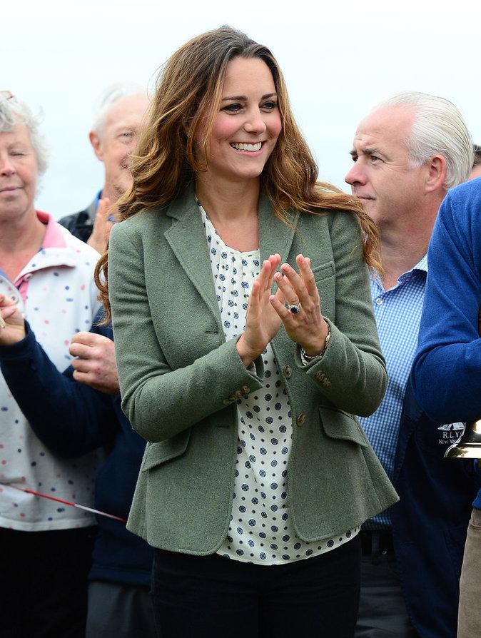 La bague de Kate Middleton vaut des millions d'euros