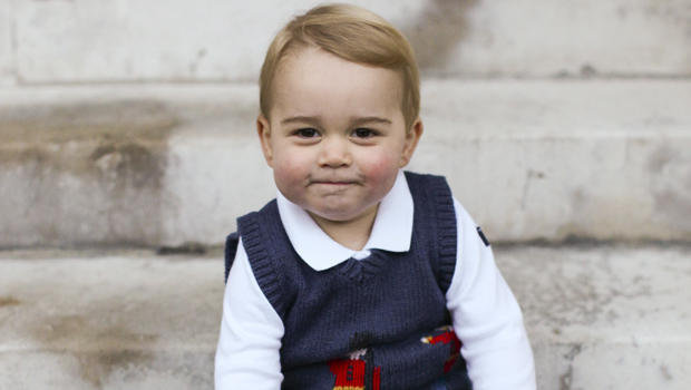 Photos : Kate Middleton : prince George l'impressionne !