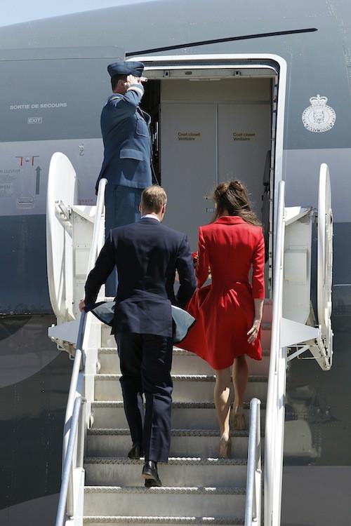 Photos : Kate Middleton : quand la duchesse se la joue Marilyn Monroe !