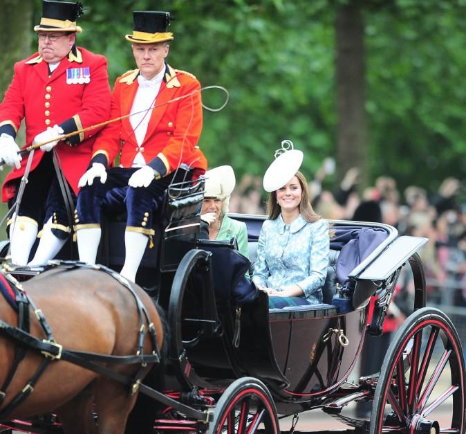 Kate Middleton le 13 juin 2015