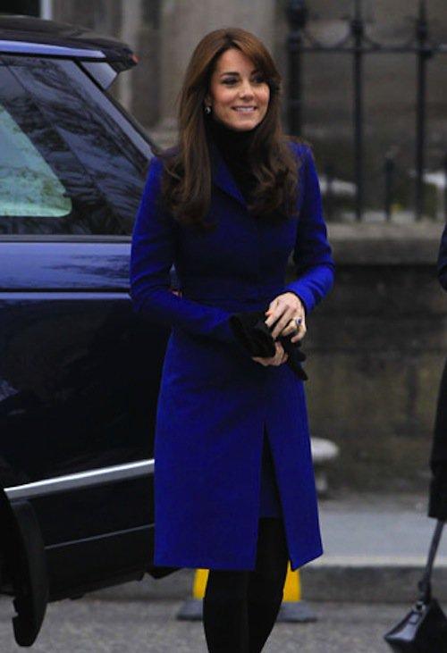 Photos : Kate Middleton, resplendissante pour une nouvelle sortie remarquée !