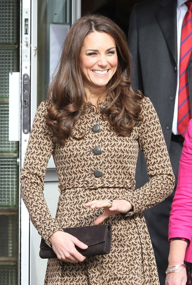 Photos : Kate Middleton à Oxford, en 2012