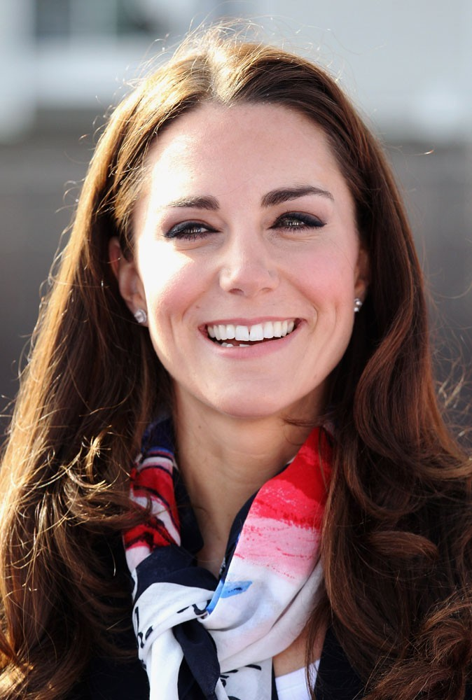Photos : Kate Middleton a trouvé sa place au sein de la famille royale