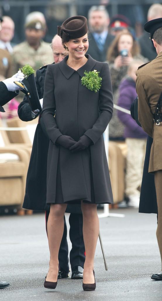 Photos : Kate Middleton : retour sur ses plus beaux looks de grossesse !