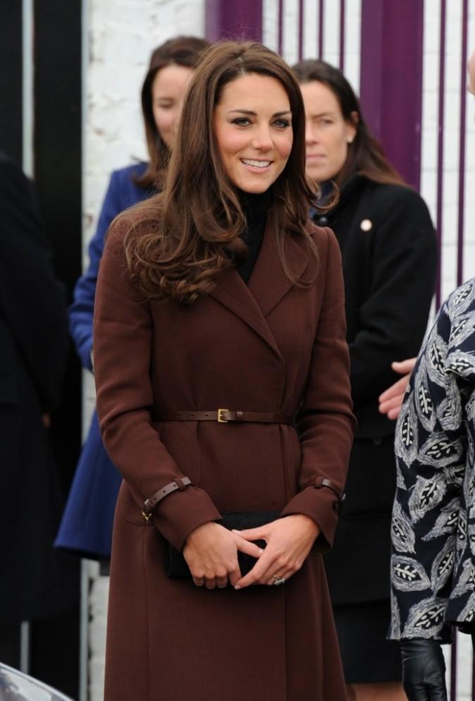 Même sans William elle est resplendissante !