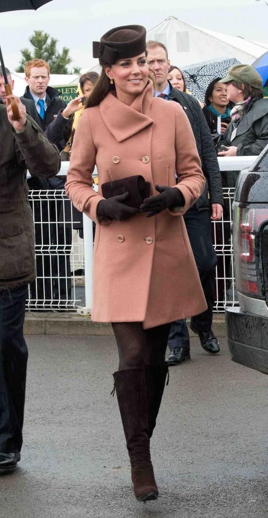 Kate Middleton : ses plus beaux looks de femme enceinte !