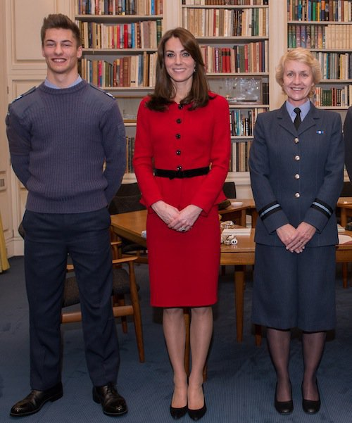 Photos : Kate Middleton : un pas de plus à la tête de la famille royale !