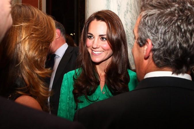 Kate Middleton au gala de la Reine Elizabeth à Buckingham Palace