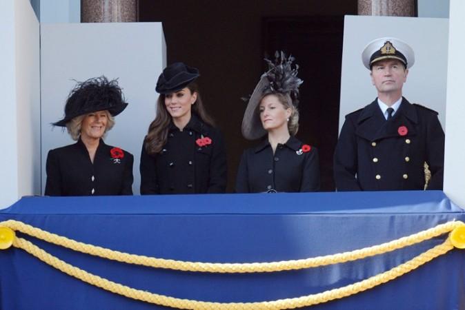 ...pour rendre hommage aux soldats tombés pour l'Angleterre