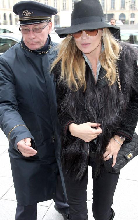 Kate Moss bientôt mariée !