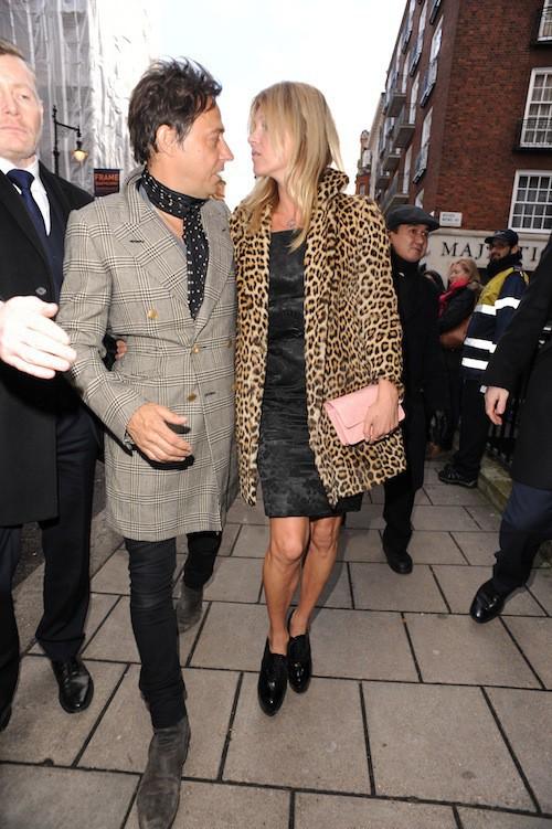 Photos : Kate Moss : elle fête ses 40 ans avec son mari Jamie Hince, ses amis lui rendent hommage !
