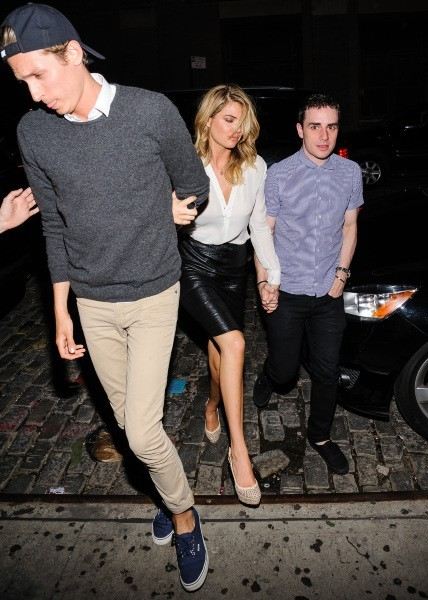 Kate Upton à New York, le 3 juin 2013.