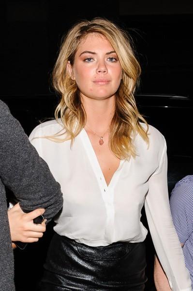 Kate Upton à New York, le 3 juin 2013.