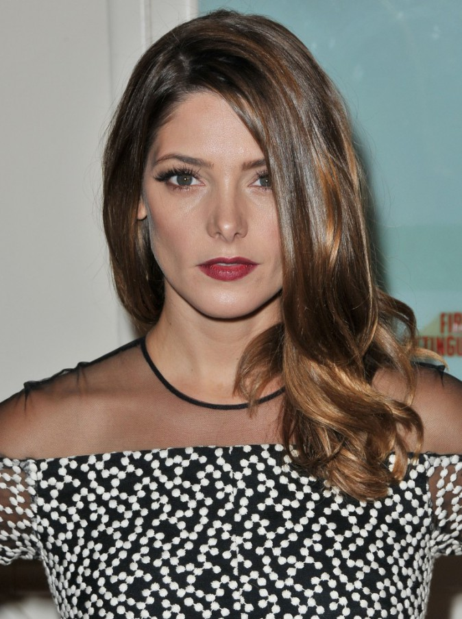 Ashley Greene le 2 octobre 2015