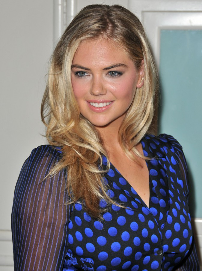 Kate Upton le 2 octobre 2015
